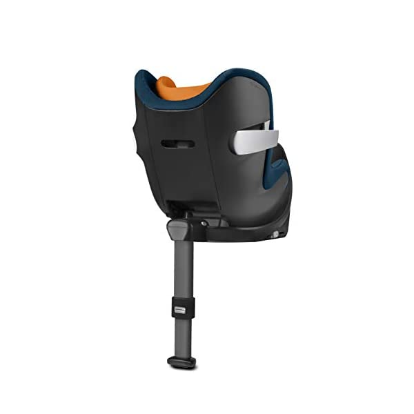CYBEX Gold Sirona M2 i-Size Car Seat, Incl. Base M, From Birth to approx. 4 years, Up to Max. 105 cm Height, Urban Black  Cybex gold car seat sirona m2 i-size incl. base m Colour: urban black Item number: 519000957 2