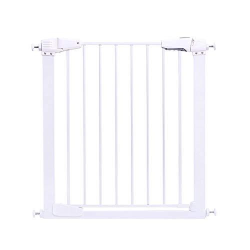Huo Sicherheitsbarriere Kindergitter-Treppengitter Und Flur Haustiertore, Inklusive Geländer Und Wandhalterungs-Kits (Size : Width 65-71cm) -