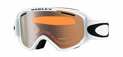 Oakley Uni 02 Medium 706633 0 Sportbrille, Weiß (Matte White/Persimmon), 99