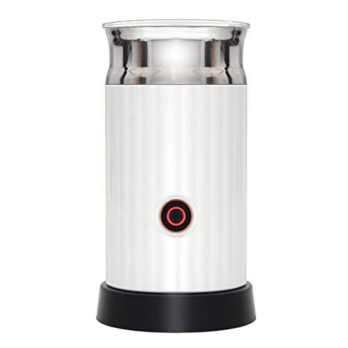 Cocoroto Premium-Matte 3 Farbe Milchaufschäumer Elektro Milch Dampfer automatische Schaum-Maschine für Kaffee Cappuccino Milchschäumer Warmer mit Strix Temperaturregler,Weiß