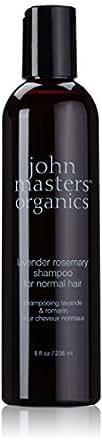 John Masters Organics Shampooing - lavande Romarin pour les cheveux normaux 236ml