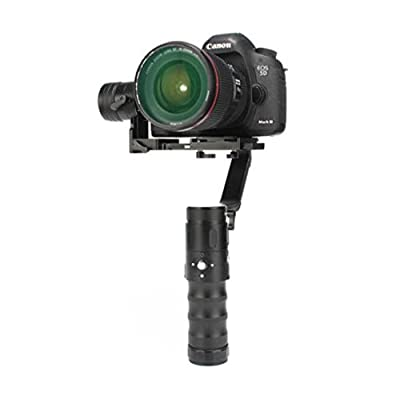 Beholder EC1 Camera Gimbal Stabilizer 32-bit Handheld 360 Degrees Camera Gimbal Stabilizer for A7S 6D/5D/7D Mirrorless & DSLR Cameras VS DS1 MS1 from CS PRIORITY