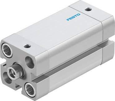 ADN-20-40-I-P-A (536248) Kompaktzylinder Hub:40mm Kolben-Durchmesser:20 mm Kolbenstangengewinde:M6