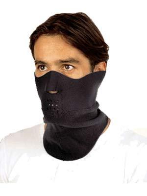 Held Hals- und Gesichtsschutz - Farbe: SCHWARZ, Größe: M -