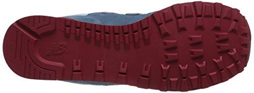 New Balance - Ml574 Clasico & Lifestyle, Scarpe sportive Uomo Blu (CHAMBRAY (487))