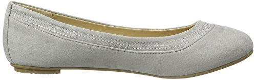 Another Pair of Shoes Bella E, Ballerines femme Gris (light grey09)