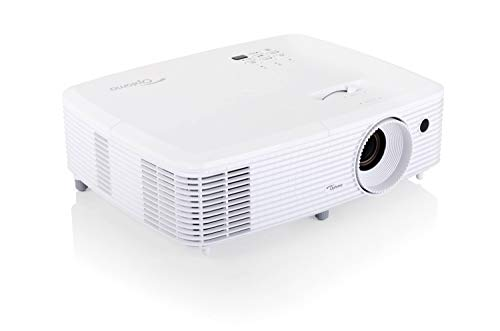 Optoma HD29Darbee DLP Projector (Full HD, 3200 Lumen, 30.000:1 Kontrast, 3D, Zoom 1,1x)