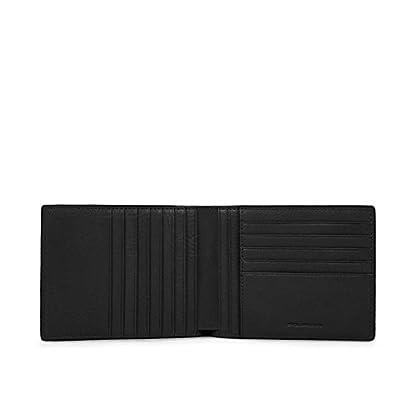 Piquadro Monedero, negro (negro) – PU1241S85/N