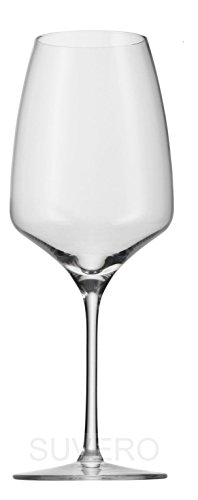 WMF Rotweingläser Set Weingläser 6 Stück aus Kristallglas