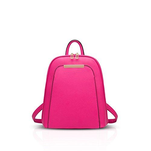 32c0ff0ca8725 NICOLE DORIS Neuer Trend Rucksack Umhängetasche Damen   Frauen Dual-Use-College  Wind Mode Reisetasche