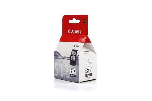 Original Canon 2969B001 / PG-512, für Pixma MX 330 Premium Drucker-Patrone, Schwarz, 401 Seiten, 15 ml (Mx 330 Tinte)