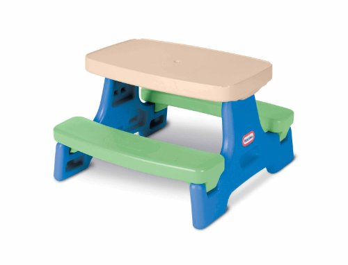 Little Tikes Easy Store Junior Play Table by Little Tikes
