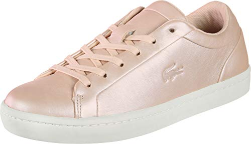 Lacoste Straightset 119 1 W Calzado Nat/Off Wht