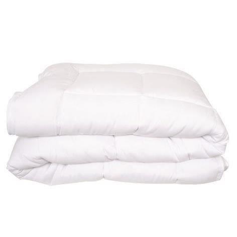 POYET MOTTE TORONTO Couette Polyester Blanc 240 x 260 cm