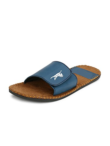 Fentacia-Men-Blue-Slippers