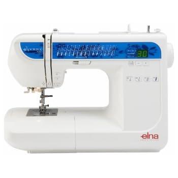 Elna EXperience 40 Sewing Machine Amazoncouk Kitchen Home Unique Sewing Machine Elna