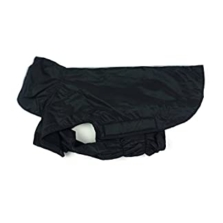 Phunky Pets Waterproof Dog Coat Jacket, Fleece Lined For Warmth, Chest Protector, Reflective Piping For Night Safety… 51