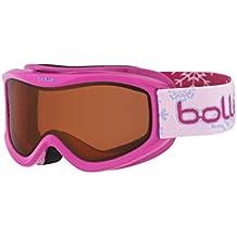 Bollé–Gafas de esquí Amp Rosa Snow/Citrus Dark, 21516