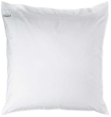 Pinpoint Oxford (Newport Madison 9324-6102 Kissenbezug, Baumwolle, Pinpoint Oxford, 80 x 80 cm, Weiß)