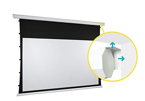 ivolum Motor Tension-Leinwand 240 x 135 cm | Format 16:9 | 3D- oder 4K-Leinwand - 3