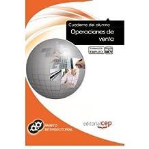 Cuaderno del Alumno Operaciones de venta. Formación para el Empleo (Fpe Formacion Empleo (cep))