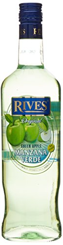 Rives Licor Manzana Verde sin Alcohol - 700 ml