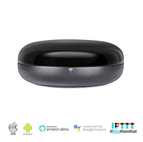 BroadLink RM Mini 3 Wi-Fi IR Control Hub (Black) - Buy