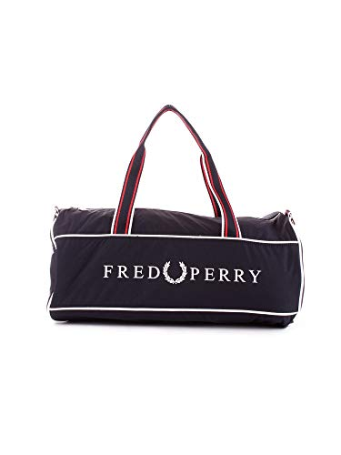 Fred Perry Barrel sac de sport homme navy