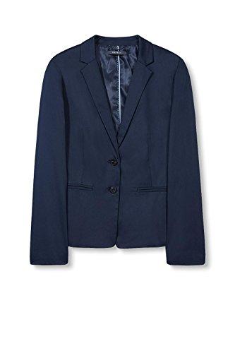 ESPRIT Collection Damen Blazer Blau (NAVY 400)