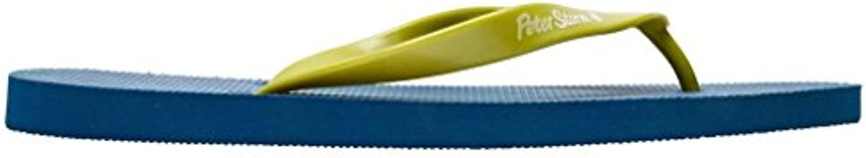 Peter Tormenta Hombre Nero Flip Flops Ropa Al Aire Libre Azul, Azul, 44.5