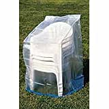 Provence Outillage 02521 Pack of 6 Transparent Covers for Garden Chairs