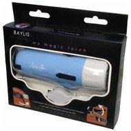 Baylis BA7032 Magische Mini-Taschenlampe, Blau (Schlüsselanhänger-taschenlampe Energizer)
