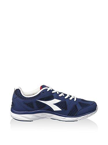 Diadora Schuhe Spezial Volleyball für Herren Multicolore - C1423 BLU/BIANCO