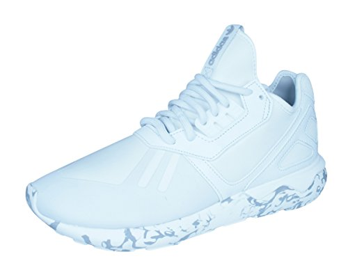 adidas Originals Herren Tubular Runner Low-Top White