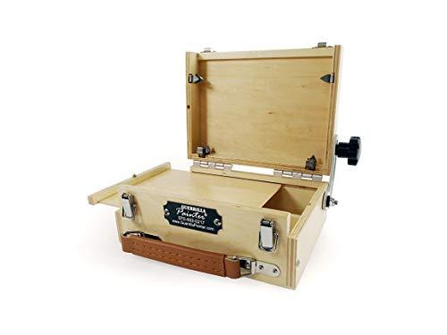 Guerrilla Painter 102.07V2 Pochade Box, Beige -