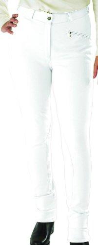 Toggi Women's  Fenton Jodhpur Hose Weiß - weiß