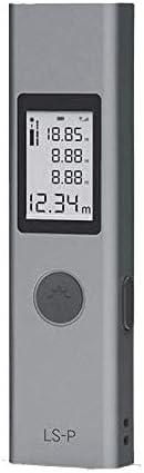 Duka LS-P 40m Laser Distance Meter Area Volume Angle Pythagorean Laser Rangefinder High Precision Portable Las
