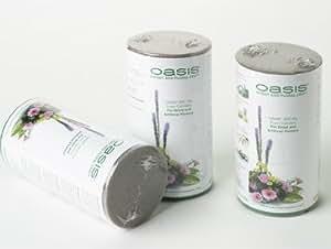 3 x Cilindri di Oasis Schiuma di fiori.Per Displays fiori freschi, composizioni tavola, vasi e cesti.