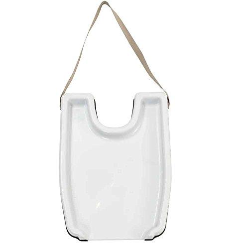 NRS Hair Washing Tray Lightweight - White