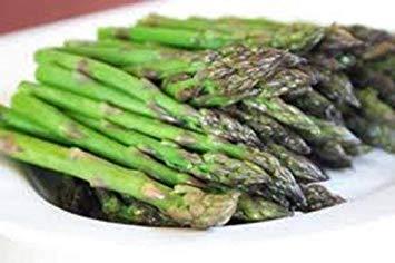 Spargel, Mary Washington, Erbschaft, Bio 500 Samen, Tasty Healthy Veggie