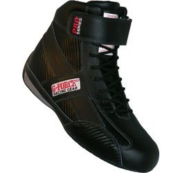 G-Force 0236130BK Pro Series Black Size 130 Racing Shoes by G-FORCE Racing Gear