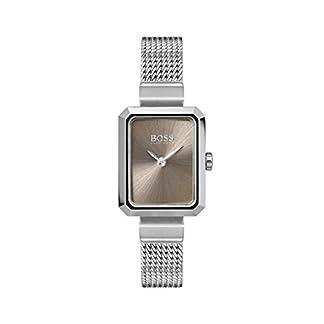 Hugo Boss Reloj Analógico para Mujer de Cuarzo con Correa en Acero Inoxidable 1502431