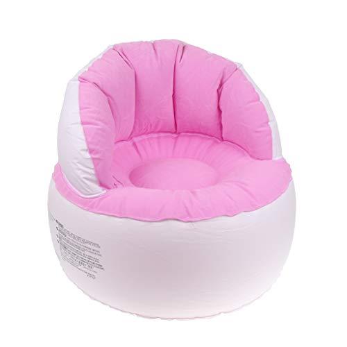 lasbares Sofa, Luft Sofa, Tragbarer Aufblasbare Sitzsack für Indoor Oder Outdoor - Rosa ()