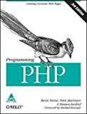 PHP has emerged as a popular and widely-used scripting language, for the creation of websites and web programs. Programming PHP is a book presented by its creator and other PHP experts. This book not only deals with its theoretical aspects, but it al...