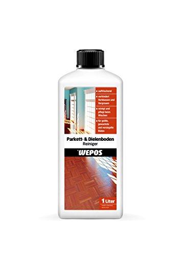 Wepos 2000200503 Parkett- und Dielenboden Reiniger 1 Liter