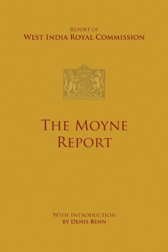 the-moyne-report-report-of-west-india-royal-commission
