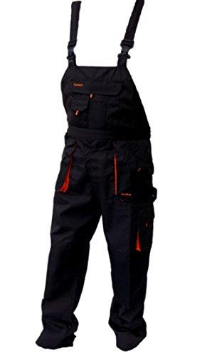 Latzhose Arbeitshose Kombihose Arbeitskleidung Berufsbekleidung Arbeitsoveralls Hose Größe 50
