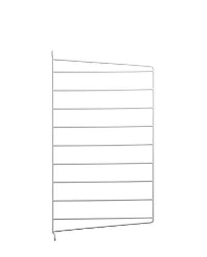 Unbekannt String - Wandleiter für String Regal 50 x 30 cm, weiß