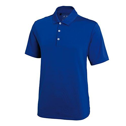 adidas Herren Performance Polo Poloshirt blau