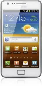 Samsung GALAXY S II Variante G - Android Phone - GSM / UMTS